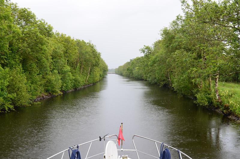 Jamestown Canal...