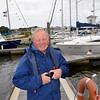 John Hehir, Manager, Kilrush Marina.