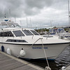 Pantou Pao in her berth at Kilrush Marina.