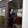 P J goes online onboard!
