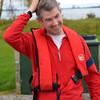 Fleas, fleas, everywhere,<br /> especially in John Breslin's hair!