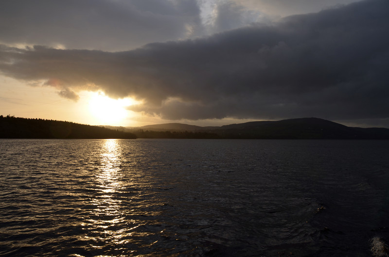 The early part of the trip was conducted in light F2/F3.  And we even managed to catch a sunrise...just for Mick Farrell!