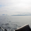 circa 09.40... Kerry Head in the distance as we cruise down the Kerry coastline. Sea remarkably calm. A lovely passage. Weather conditions do not just happen...you have to be patient...and have the time to be patient. But so worth it when you can and it does!