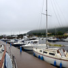 Cahersiveen Marina located on Valentia River.