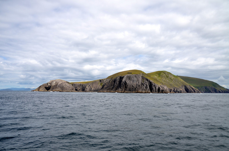 """Rounding Dursey Head...gateway from the North to Bantry Bay..<br /> <br /> View a 31 sec video clip of """"Arthur"""" approaching Dursey Head.<br /> <br /> <a href=""""https://www.youtube.com/watch?v=oEV6QSkm7l0"""">https://www.youtube.com/watch?v=oEV6QSkm7l0</a><br /> <br /> [Good broadband recommended]"""