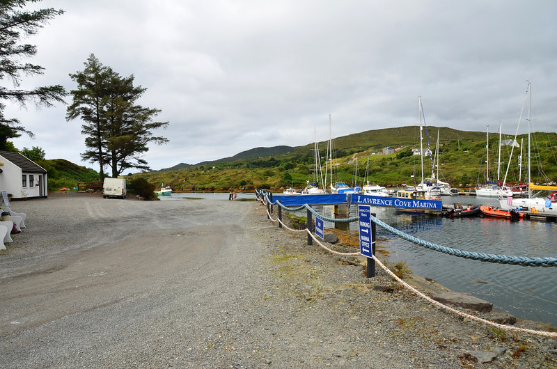 Lawrence Cove Marina.