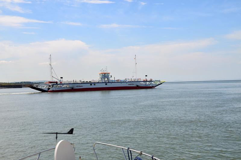 Tarbert - Killimer ferry!