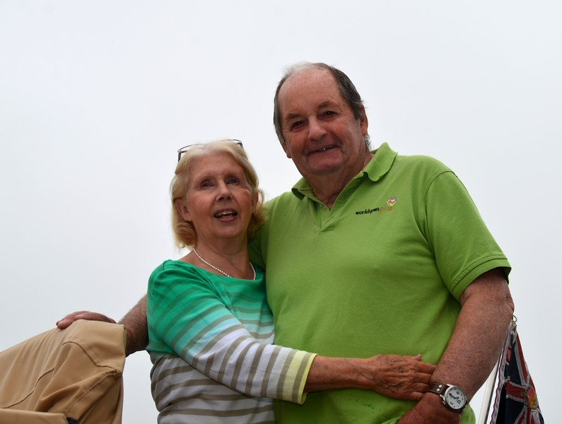 Len and Pauline