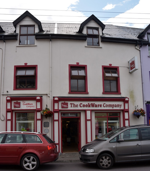 One of our favourite shops in Bantry which stocks a great range of cookware.