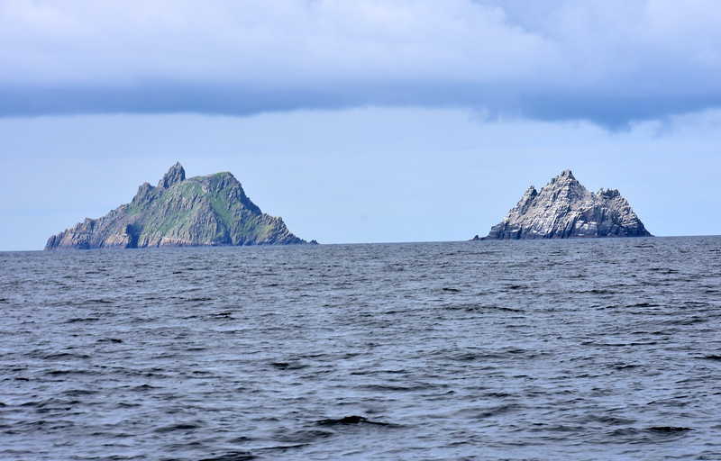 12:58...The Skelligs....and no sign of Star Wars!