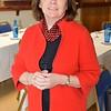 Mary Healy ('Arthur'), presenter, at Irish Sailing Cruising Conference