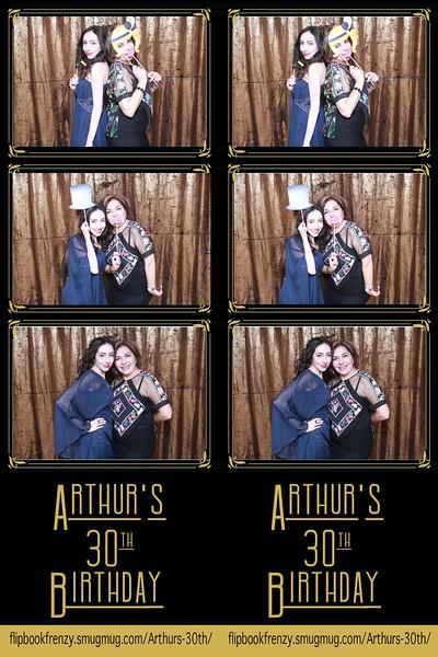 Arthur's 30th Birthday