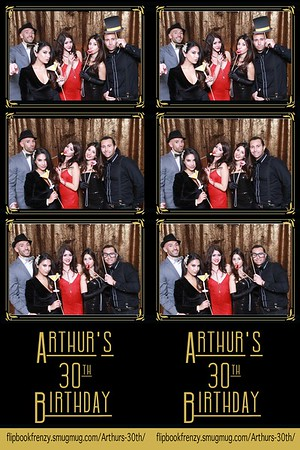 Arthur's 30th Birthday