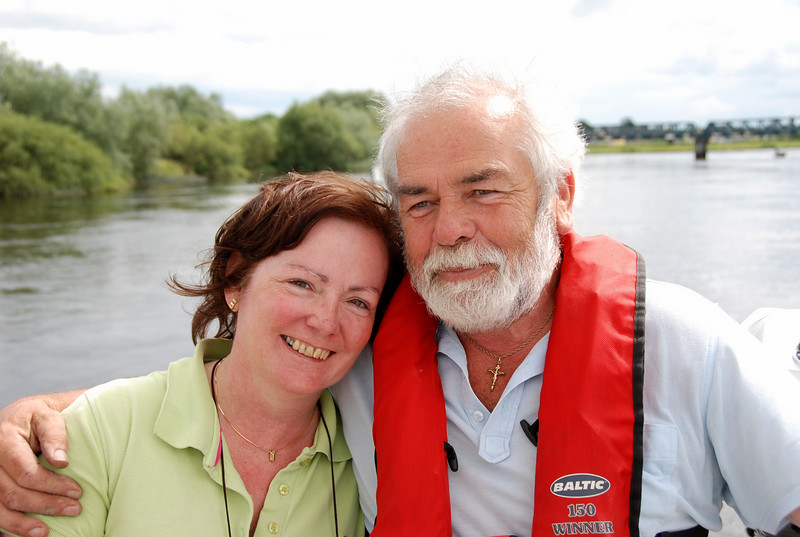 """Mary Healy otherwise known as M2 (its a long story), (""""Arthur"""") and John Ryan."""