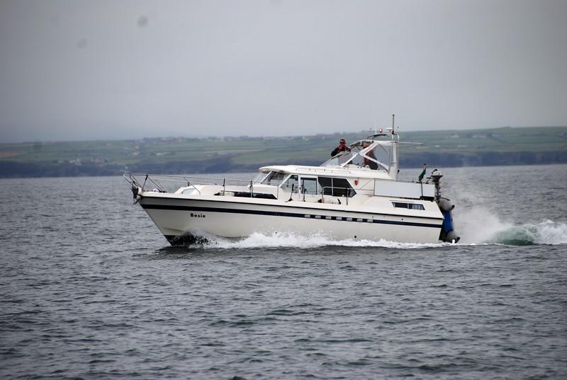 15.35...Besie against a Kerry coastline...