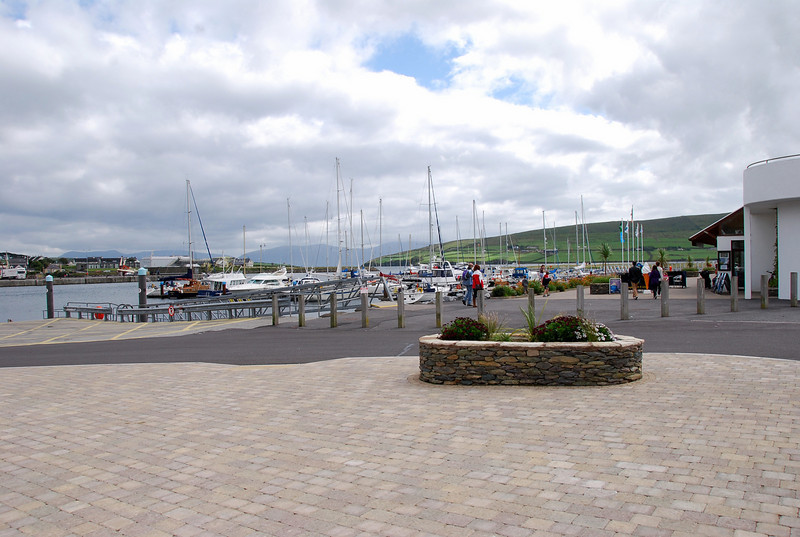 Dingle Marina.