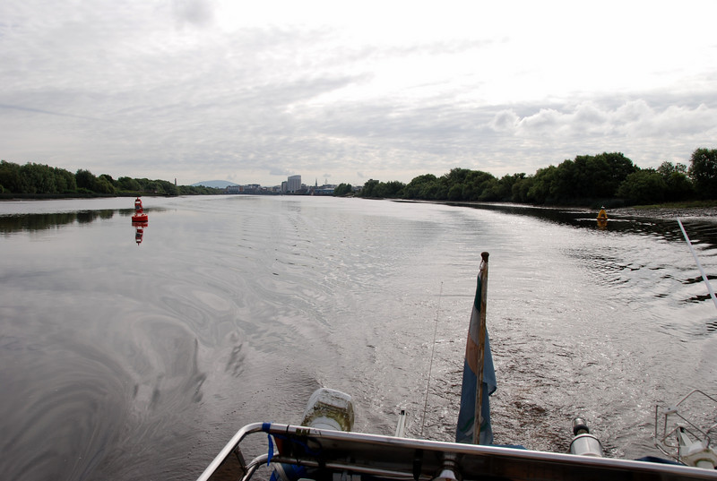 Limerick in the background