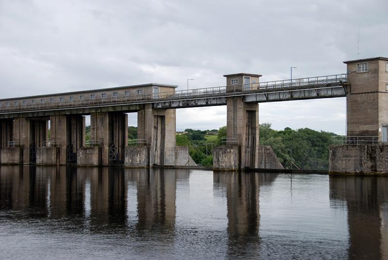 Parteen Weir