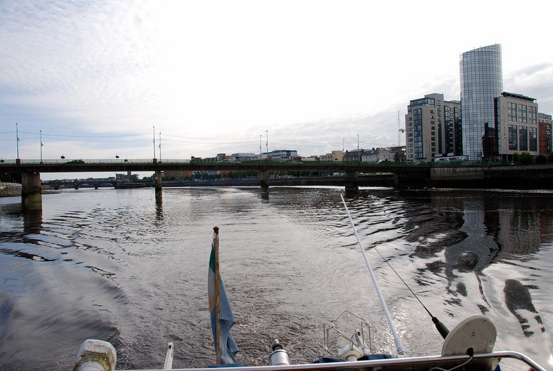 We leave Limerick behind us and head towards Kilrush...