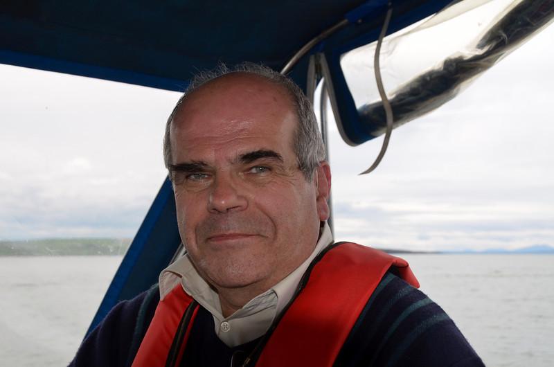 Arthur's Captain...<br /> <br /> Photo: Mary Healy