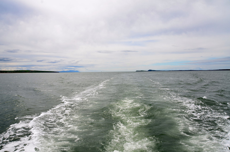 Close to 15.00hrs...Looking back down the Shannon Estuary.