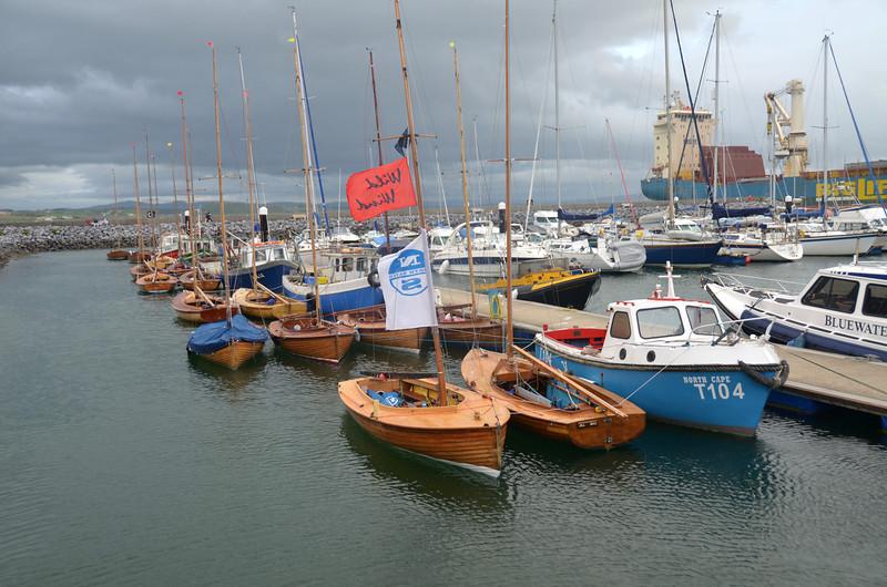 Mermaid Week 2011...the 42nd National Mermaid Championship took place in Fenit