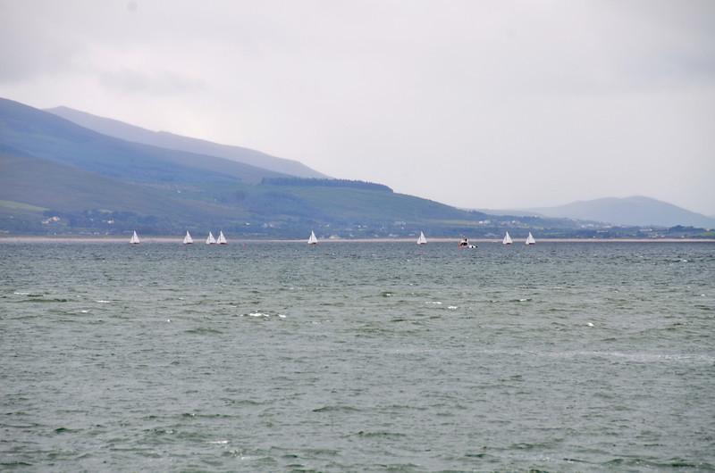 Mermaids sailing on Tralee Bay