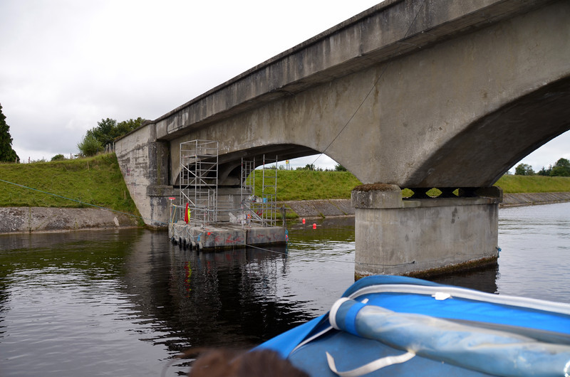 More bridge repairs... Is this the year of bridge repairs?