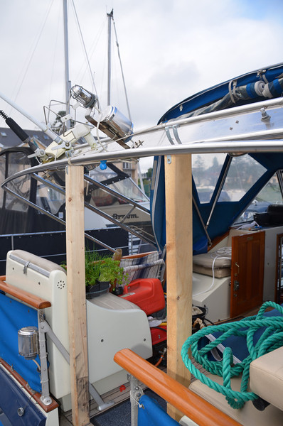 Tuesday, 26th July...circa 09.15 hrs. After spending a comfortable night at Harbour Village Marina we prepare for our passage to Kilrush.It will be a long day...a passage that will amount to approx. 9hrs!