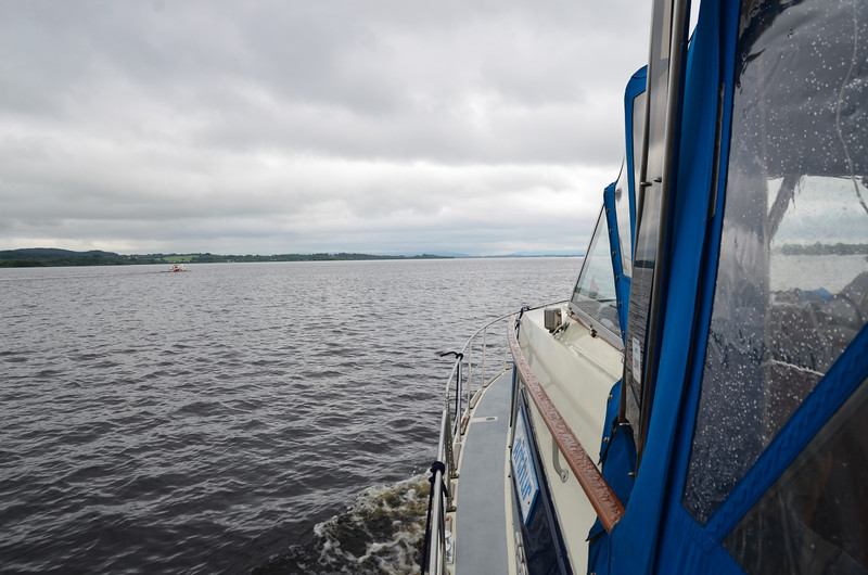 Monday, 25h July, 2011.  At last...we are on our way. We have been anticipating this day for weeks....the start of Arthur's Summer Coastal Cruising Odyssey for 2011.<br /> <br /> We travelled to Portumna on Monday at midday and unpacked the car in preparation for the 15.00 hr bridge opening.