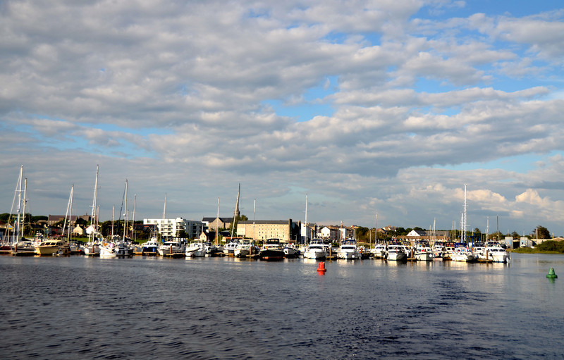 """Thursday, 5th July, circa 19.00hrs...""""Arthur"""" departs Kilrush bound for Kilbaha.  The previous Monday (2nd July) we had embarked on a passage to Dingle that turned out to be short-lived. Suffice to say that we hit a bad patch near the Bealbar and we eventually returned to Kilrush. A short nine minute video clip of the incident can be viewed here:<br /> <br /> <a href=""""http://www.paulscannell.net/Video-Clips/2012-07-09-Arthur-heads-for/24232087_8DppMJ#!i=1972223627&k=HJVWhcF"""">http://www.paulscannell.net/Video-Clips/2012-07-09-Arthur-heads-for/24232087_8DppMJ#!i=1972223627&k=HJVWhcF</a><br /> <br /> [Good broadband recommended. Also, date as shown at start of video incorrectly states 9th July instead of 2nd July]"""