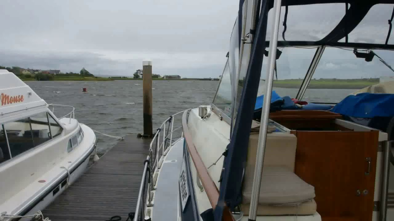 VIDEO<br /> <br /> circa noon. Video shot from within the closed marina. Lock in distance.<br /> <br /> click the above image to view a 37 second video clip. When the video is 'Loaded' you will need to click on the 'Play' button to start the video playback.<br /> <br /> NOTE that viewing the video will cause another page to open in which the video will play. To return to the PhotoJournal click on the X at top right-hand corner of the video page OR hit the 'Back' button on your browser.