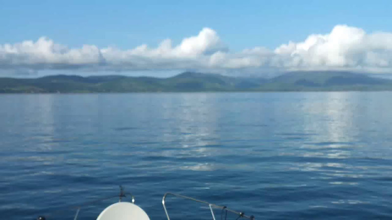 VIDEO<br /> <br /> circa 08:07... click the above image to view a 39 second video clip of the three cruisers as they depart Fenit. When the video is 'Loaded' you will need to click on the 'Play' button to start the video playback.<br /> <br /> NOTE that viewing the video will cause another page to open in which the video will play. To return to the PhotoJournal click on the X at top right-hand corner of the video page OR hit the 'Back' button on your browser.