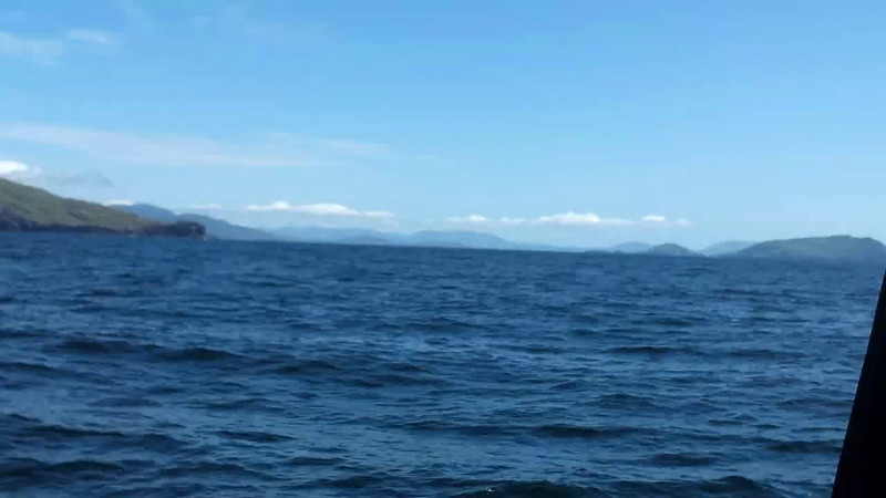 """VIDEO<br /> <br /> circa 14:12....click the above image to view a 53 second video clip as """"Arthur"""" passes Ballinskelligs Bay. <br /> <br /> When the video is 'Loaded' you will need to click on the 'Play' button to start the video playback.<br /> <br /> NOTE that viewing the video will cause another page to open in which the video will play. To return to the PhotoJournal click on the X at top right-hand corner of the video page  OR hit the 'Back' button on your browser."""