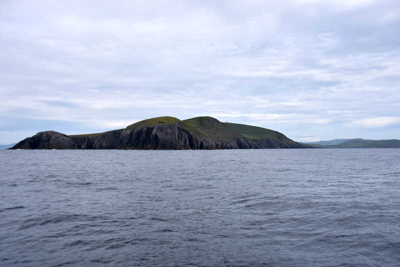 16:24...just passing Dursey Head and turning into Bantry Bay.