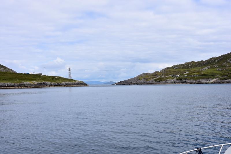 11:05... Dursey Sound.