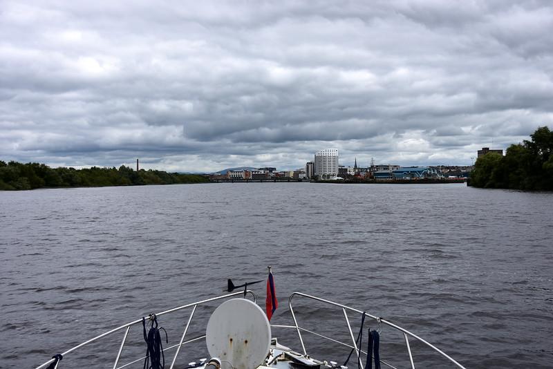 circa 15:00... approaching Limerick.