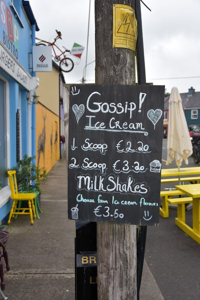 Does that seem to be a bit pricey for ice-cream?