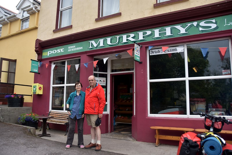 14:11...We visit Mary Murphy at her shop/Post-Office in Rerrin Village. A winning lottery ticket was subsequently sold by Mary and she became the centre of much media attention as a result!