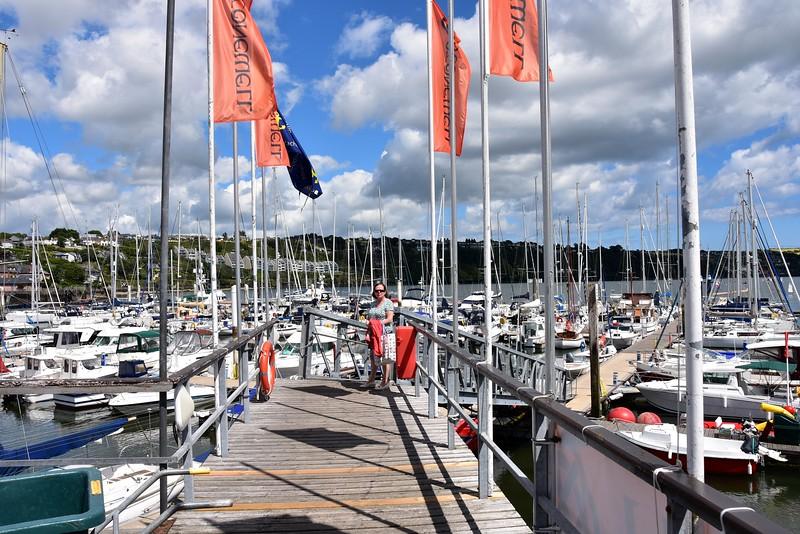 Kinsale Yacht Club Marina