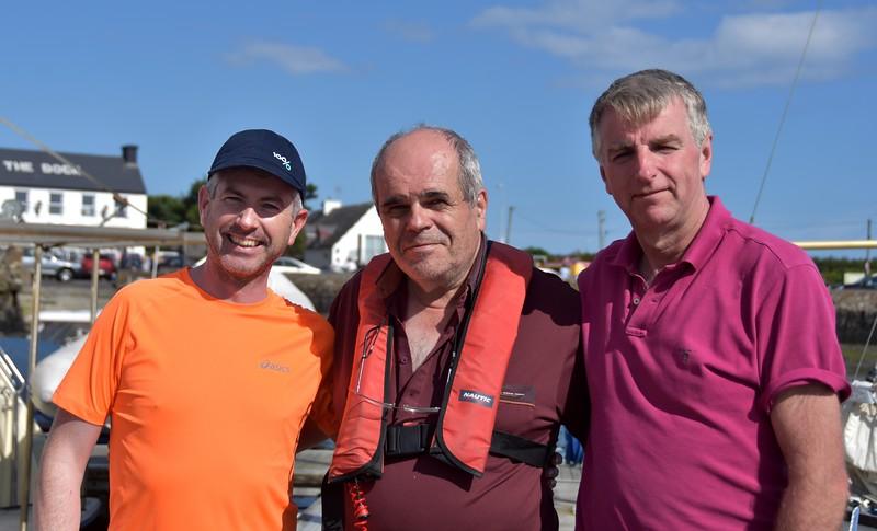 John, Paul, Matt.