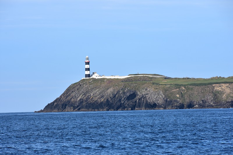 08:36...The Old Head of Kinsale.