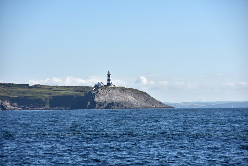 08:57...Old Head of Kinsale...a closer view!