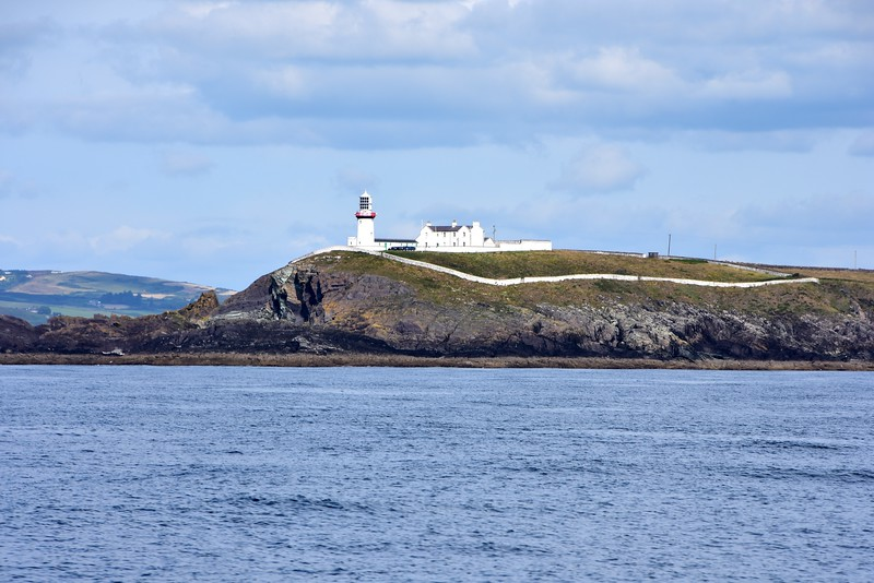 10:37...Galley Head Lighthouse.