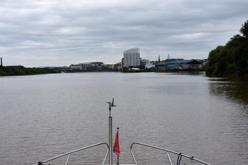 09:47...Approaching Limerick.