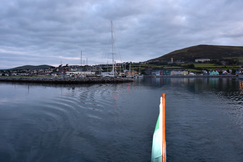 06:08...Dingle Marina