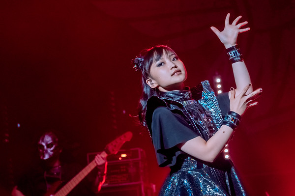 Baby Metal Brixton Academy 2nd July 2019