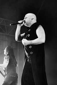 Disturbed play Alexandra Palace 11 May 2019