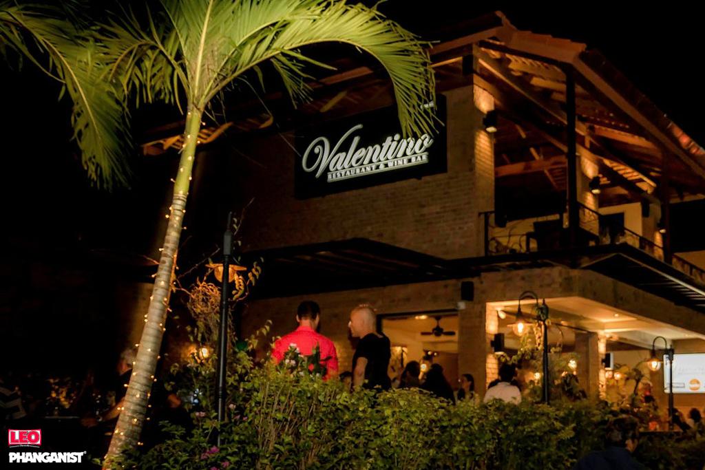 Valentine restaurant Koh Phangan