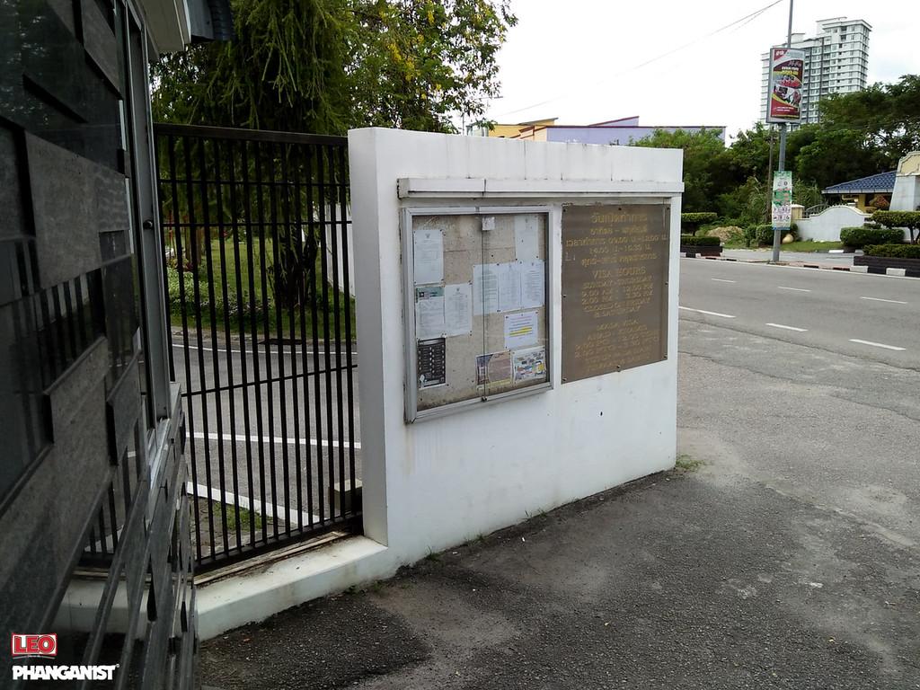 Thai Embassy Kota Bharu Malaysia
